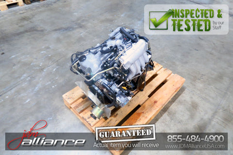 JDM 95-96 Toyota 3RZ-FE 2.7L DOHC Engine Tacoma 4Runner T100 - JDM Alliance LLC