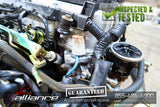 JDM 01-05 Honda Civic EX D15B 1.5L SOHC VTEC Engine D17A2 D17A - JDM Alliance