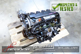 JDM 01-05 Honda Civic EX D17A 1.7L SOHC VTEC Engine D17A2 - JDM Alliance LLC