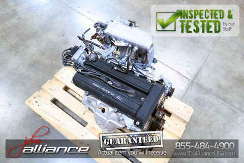 JDM 97-98 Honda CR-V B20B 2.0L DOHC obd2 Engine Integra - JDM Alliance