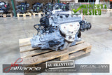JDM 96-00 Honda Civic D15B 1.5L SOHC 3 Stage VTEC Engine 5 Speed Transmission