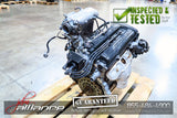JDM 99-01 Honda CR-V B20B 2.0L DOHC obd2 High Compression Engine B20Z - JDM Alliance LLC