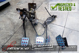 JDM Subaru Forester SG5 SG WRX STi Manual Clutch Brake Accelerator Pedal Set - JDM Alliance