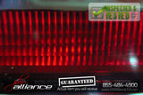 JDM Subaru Legacy OEM Rear Tail Light Center Garnish Reverse Lights