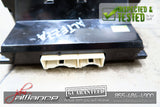 JDM 99-05 Toyota Altezza Lexus IS AC Heater Climate Control Unit SXE10 GXE10 - JDM Alliance LLC