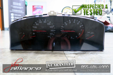 JDM 94-98 Nissan Skyline R33 GTS-t OEM Instrument Gauge Cluster RB25 Turbo MT - JDM Alliance