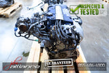 JDM 98-02 Honda Accord SiR H23A 2.3L DOHC VTEC Engine 97-01 Prelude H22A4 F20B - JDM Alliance