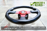 JDM MOMO Race TYP D35 Steering Wheel - JDM Alliance