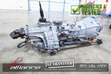 JDM Nissan Skyline R32 GTR RB26DETT 5 Speed AWD Transmission RB26 - JDM Alliance