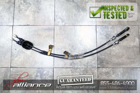 JDM Honda Civic Type R EP3 CTR K20A OEM 6 Speed Shift Cable Linkage - JDM Alliance LLC