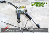 JDM Toyota 2ZZ 1.8L DOHC VVTL-i OEM 6 Speed Shift Cable Linkage Corolla Celica - JDM Alliance
