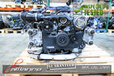 JDM 97-98 Subaru WRX STi EJ20 2.0L DOHC IHI-Turbo Engine GC8 GF8 Version 4 5 - JDM Alliance