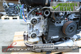 JDM 97-98 Subaru WRX STi EJ20 2.0L DOHC IHI-Turbo Engine GC8 GF8 Version 4 5