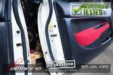 JDM 96-00 Honda Civic Type R EK9 RHD OEM EK9 Doors Pair LH RH Hatch EK4 CTR - JDM Alliance LLC
