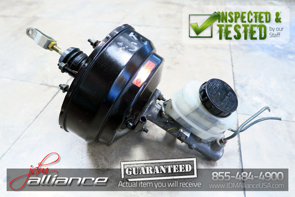 JDM Nissan Skyline R33 GTS-t OEM Brake Booster Master Cylinder GTS Turbo - JDM Alliance LLC