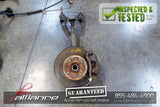JDM Honda Civic Front Rear Disk Brake Conversion 4x100 Hub Spindle Calipers SiR - JDM Alliance LLC