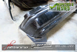 JDM 96-98 Honda Civic EK4 SiR Front Nose Cut Bumper Headlights Fender EK9 - JDM Alliance