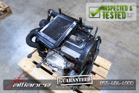 JDM 94-97 Mitsubishi RVR 4G63 2.0L DOHC Turbo Engine 4G63T Eclipse 7Bolt - JDM Alliance LLC