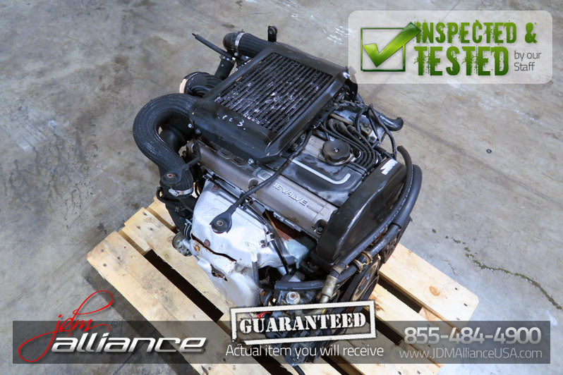 JDM 94-97 Mitsubishi RVR 4G63 2 0L DOHC Turbo Engine 4G63T Eclipse 7Bolt