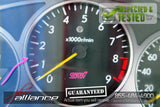 JDM Subaru Impreza WRX STi Version 7 Non-DCCD 6 Speed Gauge Cluster Speedometer - JDM Alliance
