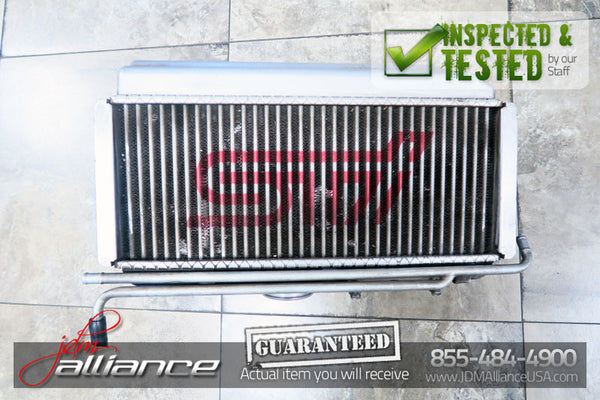 JDM 02-07 Subaru Impreza WRX STi OEM Top Mount Intercooler TMIC EJ207 EJ205 - JDM Alliance