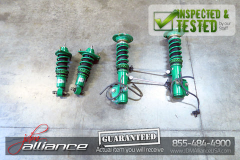 JDM 00-05 Toyota Celica 1.8L DOHC ZZT230 TEIN Flex Z Coilovers Struts Suspension - JDM Alliance LLC