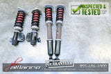 JDM 94-02 Nissan Silvia S14 S15 240SX FINAL KONNEXION COBRA RACING DAMPER Coilovers - JDM Alliance LLC