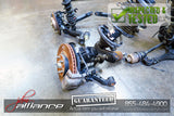 JDM Honda Civic Type R EP3 5 Lug Brake Conversion Kit Sturts Shocks Suspensions - JDM Alliance