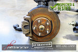 JDM Honda Civic Type R EP3 5 Lug Brake Conversion Kit Sturts Shocks Suspensions - JDM Alliance LLC