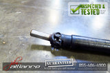 JDM 04-08 Mazda RX-8 6 Speed Manual OEM Drive Shaf - JDM Alliance