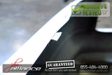 JDM Nissan Silvia S15 OEM Rear Bumper Cover Assembly w/ Valance Spats - JDM Alliance LLC