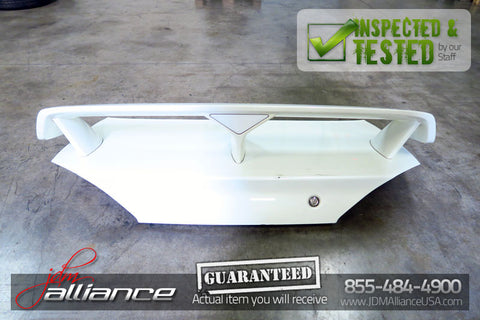 JDM 99-01 Nissan Silvia S15 Rear Wing Spoiler and Trunk Lid - JDM Alliance LLC