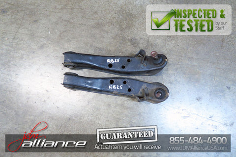 JDM Nissan Skyline GTS-T R33 OEM Front Lower Control Arms LH RH - JDM Alliance