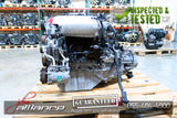JDM Honda Accord Euro R CL7 K20A 2.0L DOHC i-VTEC Engine 6 Spd LSD Transmission ASP3