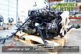 JDM Nissan Skyline GTS R33 RB25DET 2.5L DOHC Turbo Engine & 5 Speed RWD Transmission - JDM Alliance LLC