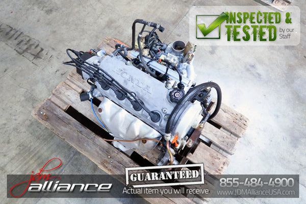 JDM 96-00 Honda Civic D16A 1.6L SOHC obd2 Engine D16Y7 - JDM Alliance