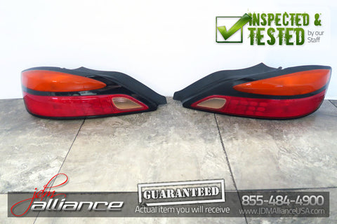 JDM 99-02 Nissan Silvia S15 OEM Tail Lights Taillight Lamp RH LH - JDM Alliance