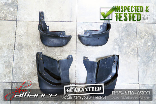 DM 98-01 Honda Acura Integra Type R DC2 3DR OEM Mud Guard Flaps Splash - JDM Alliance LLC