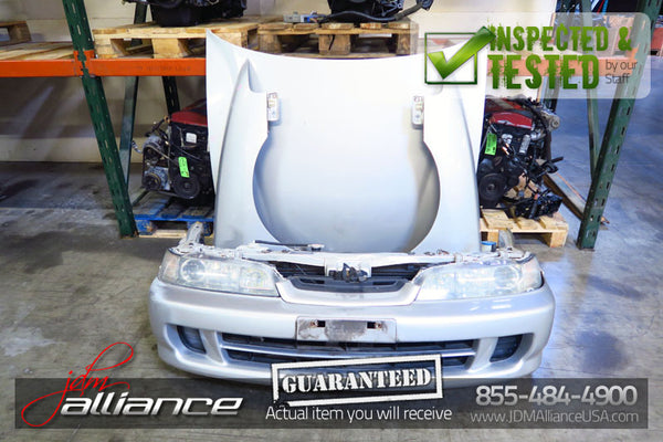 JDM 94-01 Honda Acura Integra DC2 DB8 Nose Cut Conversion Headlights Bumper - JDM Alliance