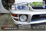JDM Subaru Impreza GC Front End Nose Cut Headlights Bumper Hood Fenders Grille - JDM Alliance
