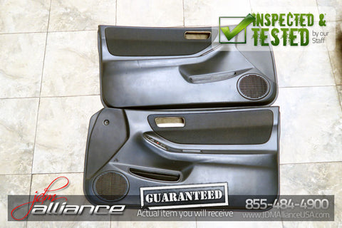JDM 94-01 Honda Acura Integra Type R DC2 Door Panels Cards 2DR GSR SiR DC1 - JDM Alliance LLC