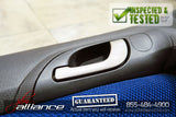 JDM 02-04 Honda Integra Acura RSX Type R DC5 Blue Door Panels Cards - JDM Alliance