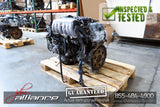 JDM 98-05 Toyota 2JZ-GE 3.0L DOHC VVTi Non Turbo Engine Lexus IS300 GS300 SC300 - JDM Alliance LLC