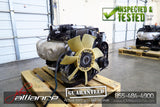 JDM 98-05 Toyota 2JZ-GE 3.0L DOHC VVTi Non Turbo Engine Lexus IS300 GS300 SC300 - JDM Alliance