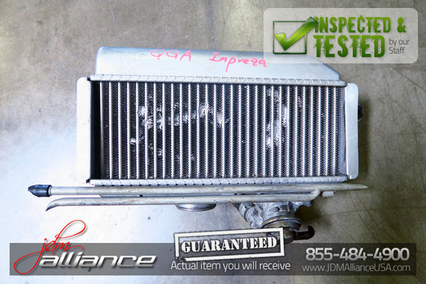 JDM 02-05 Subaru Impreza WRX Turbo OEM Top Mount Intercooler TMIC EJ20 - JDM Alliance LLC