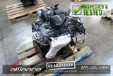 JDM 95-96 Toyota 3RZ-FE 2.7L DOHC Engine *Distributor Type* Tacoma 4Runner T100 - JDM Alliance LLC