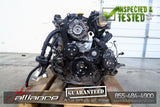 JDM 03-08 Mazda RX8 13B MSP Renesis Rotary Engine Only - JDM Alliance