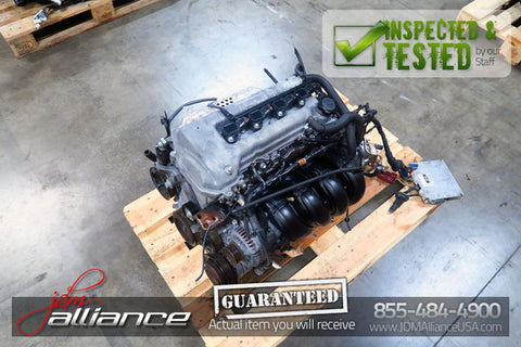 JDM 00-05 Toyota Celica GT 1ZZ-FE 1.8L DOHC VVTi Engine and 5 Speed Transmission - JDM Alliance LLC