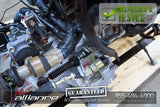 JDM Toyota 4A-GE DOHC 1.6L 20Valve Engine Black top AE111 6 Speed Trans 4AGE - JDM Alliance
