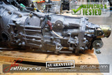 JDM Subaru Legacy EJ20 DOHC Turbo Manual AWD Transmission TY75VBCBB 4.44 Ratio - JDM Alliance